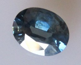 1.21cts Natural Australian Sapphire Oval Cut