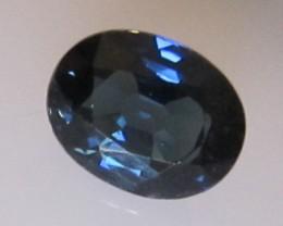 2.84cts Natural Australian Blue Sapphire Oval Cut