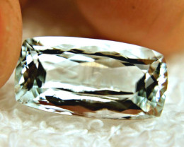 9.01 Carat VVS South American Aquamarine - Superb