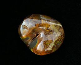 14.85ct Polished Mexican Fire Agate (MA74)