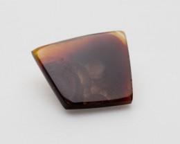 5.1ct Polished Mexican Fire Agate (MA79)