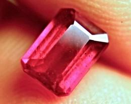 2.18 Carat VVS/VS Cherry Ruby - Superb