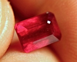 2.96 Carat VS Fiery Cherry Ruby - Superb