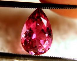 3.11 Carat Vibrant Rubellite Tourmaline - Beautiful