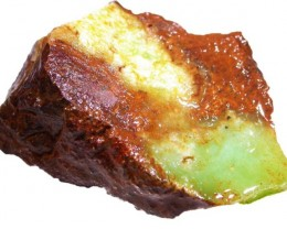 171.1 CTS CHRYSOPRASE ROUGH WEST AUSTRALIA[FLA337 ]