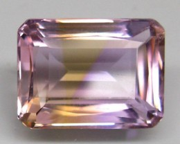 BEAUTIFUL AND CLEAN NATURAL AMETRINE BOLIVIA 9,18CTS
