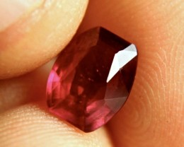 2.78 Carat Fiery VVS/VS Cherry Ruby - Gorgeous