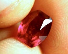 2.78 Carat Fiery VVS/VS Cherry Ruby - Gorgeous