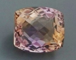 CERT 32.47ct Natural AMETRINE Gemstone