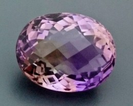 CERT 41.11ct Natural AMETRINE Gemstone