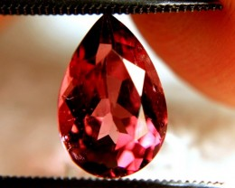3.30 Carat Rubelite Tourmaline - Superb