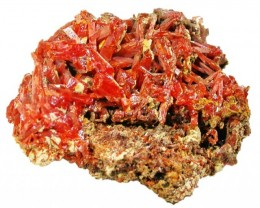 Crocoite Specimens