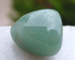 9.60g TUMBLE POLISHED AVENTURINE STONE FROM ZIMBABWE (48.00ct)