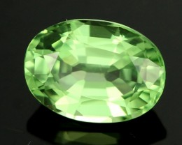 1.39 cts Mint green Grossular garnet – Merelani (RG130)