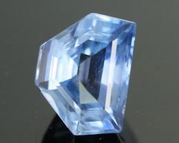 2.42 cts Blue Ceylon Sapphire -Fancy Cut (RSA185)