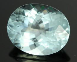 3.50 cts Sea Blue Aquamarine (RAQ23)
