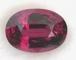 Glamorous 2.75ct Sparkling Color Shift Garnet Well cut Tanzania VVS  R13