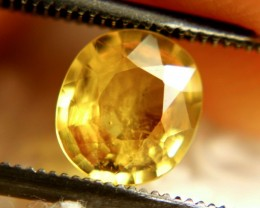 1.39 Carat Yellow Sapphire - Lovely