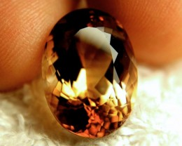 CERTIFIED - 20.94 Carat IF/VVS1 Brazilian Topaz - Gorgeous