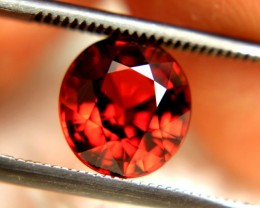 CERTIFIED - 3.27 Carat VVS1 Orange Spessartite Garnet