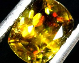 CHROME SPHENE FACETED 1.50 CTS PG-437