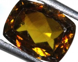 CHROME SPHENE FACETED     1.60CTS PG-449