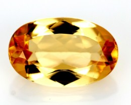 2.72 CTS CERTIFIED GOLDEN PRECIOUS TOPAZ [TPZ82]