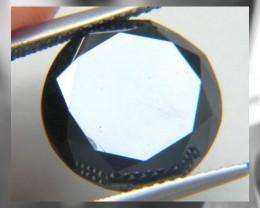 The Black Diamond ~ Rare & Mesmerising ~ 5.15cts
