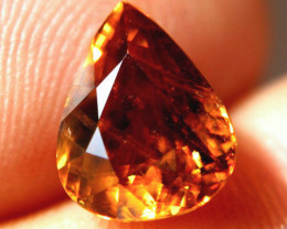 4.70 Amber VS/SI Siberian Rainbow Sphene - Superb