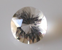6.90ct WONDERFUL BRAZILIAN FACETED QUARTZ GEM CUT IN THE U.S (MJ06)