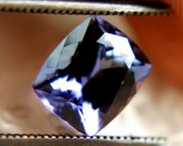 1.74 Carat VVS African Tanzanite - Gorgeous