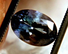 2.39 Carat VVS African Tanzanite - Beautiful