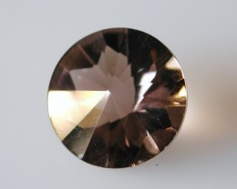 6.10ct WONDERFUL BRAZILIAN FACETED SMOKEY QUARTZ GEM CUT IN THE U.S (MJ15)