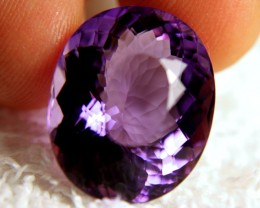 CERTIFIED - 24.28 Carat IF/VVS1 Amethyst - Gorgeous