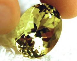 CERTIFIED - 25.19 Carat Natural Brazil Quartz - Superb