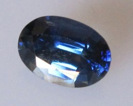 1.61cts Natural Australian Sapphire Oval Cut