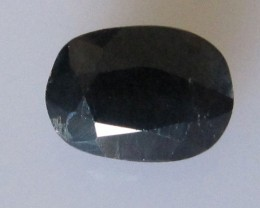 1.87cts Natural Australian Sapphire Oval Cut