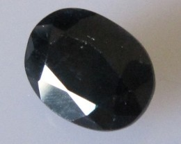 1.90cts Natural Australian Sapphire Oval Cut
