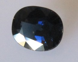 0.95cts Natural Australian Sapphire Oval Cut