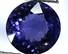 IOLITE NATURAL FACETED  0.90  CTS   RNG-71