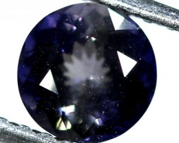 IOLITE NATURAL FACETED  0.95  CTS   RNG-74