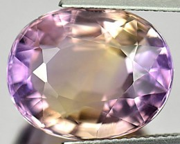 BEAUTIFUL NATURAL CLEANAMETRINE  UNHEAT 11,88 CTS