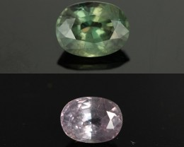 1.21 CTS  GIA CERTIFIED ALEXANDRITE - COLOUR CHANGE  [ALX2]