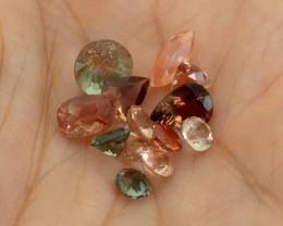 SALE! 10ctw Oregon Sunstones Mixed Parcel (SL1931)