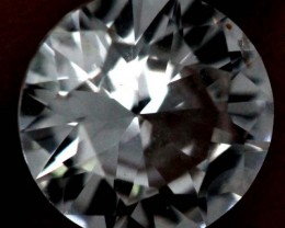 CERTIFIED WHITE SAPPHIRE 1.31  CTS  TBM-GCI-0022