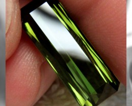 Huge 15.4ct, VVS, Tourmaline, Oyo mine Nigeria