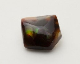 6.4ct Polished Mexican Fire Agate (MA104)