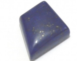 22mm Lapis lazuli cabochon diamond shape Supreme quality AAA 22 by 18 by 7.
