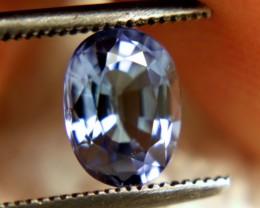 1.20 Carat VVS1 Blue African Tanzanite