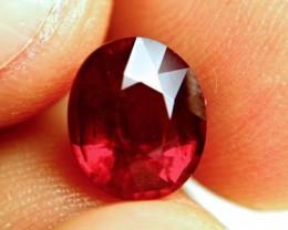 4.40 Carat VVS/VS Pigeon Blood Ruby - Superb